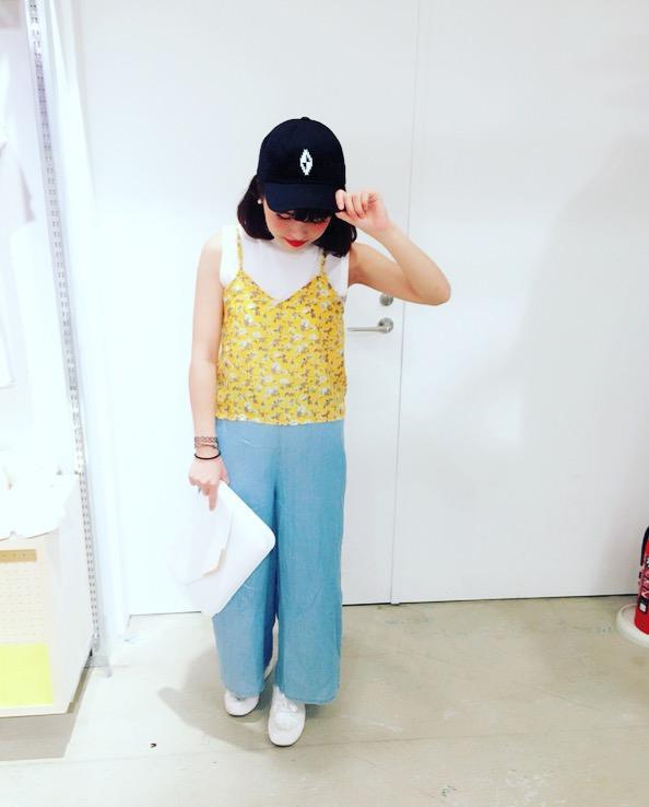 ららぽーと和泉店 ビスチェスタイル
