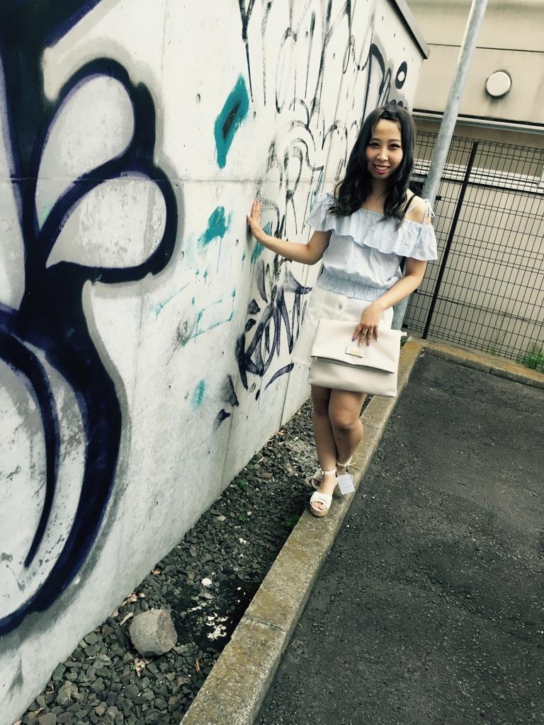 WEGO仙台店★めりっさ ガーリースタイル♡