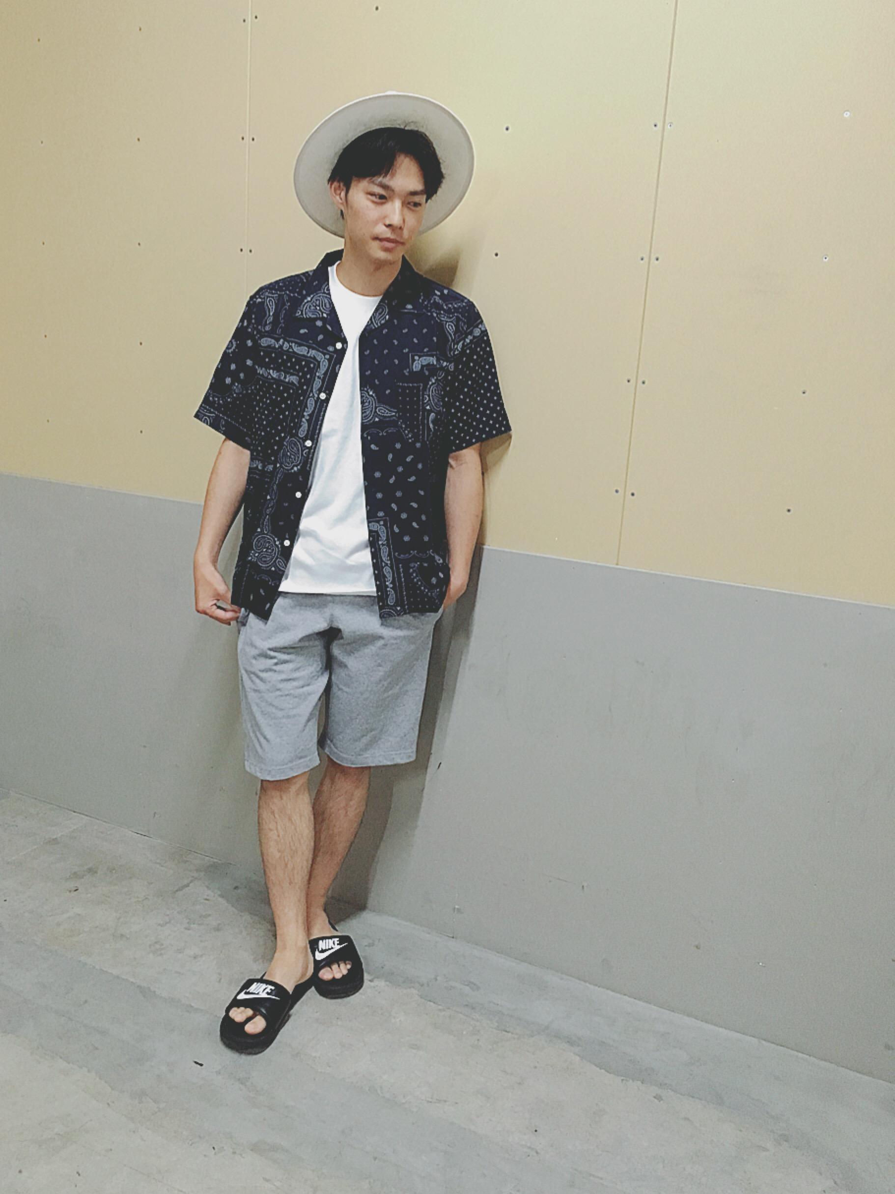 あべのキューズモール店 × ペイズリー summer code
